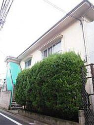 東京都豊島区池袋1丁目の賃貸アパートの外観