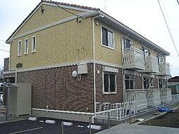 エスポワール文京[1階]の外観