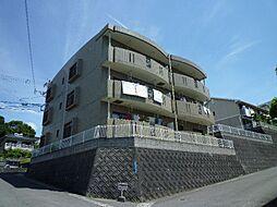 鹿児島県鹿児島市西紫原町の賃貸マンションの外観