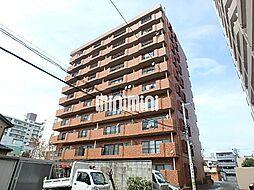 ライオンズマンション愛宕橋[2階]の外観