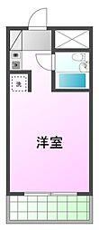 菱光マンション[1階]の間取り