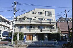 クレイシア北新宿[103号室]の外観