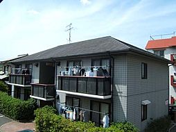 セーズプルミエ A棟[1階]の外観