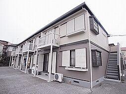 千葉県我孫子市台田2丁目の賃貸アパートの外観