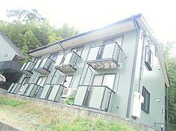 岡山県倉敷市徳芳丁目なしの賃貸アパートの外観