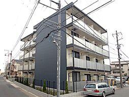 千葉県市川市原木3丁目の賃貸マンションの外観