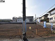 3号地付近 現地写真 小金井市貫井北町5丁目