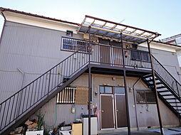 増尾荘[102号室]の外観