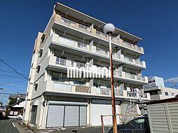 愛知県名古屋市名東区文教台2の賃貸マンションの外観