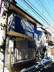 神奈川県横浜市神奈川区神奈川本町の賃貸アパートの外観