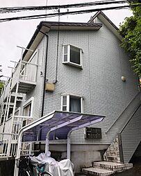 第三フラッツ横浜[103号室]の外観