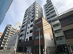 都営大江戸線 勝どき駅 徒歩12分の賃貸マンション
