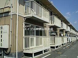 コーポラスYOU C棟[2階]の外観