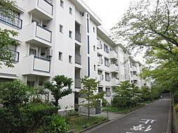 大阪府寝屋川市三井が丘4丁目の賃貸マンションの外観