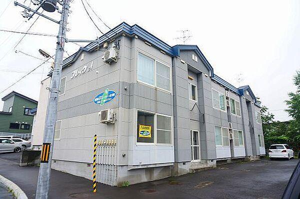 ブレイヴA棟 1階の賃貸【北海道 / 旭川市】