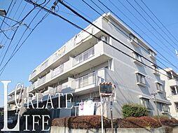 埼玉県さいたま市桜区西堀8丁目の賃貸マンションの外観