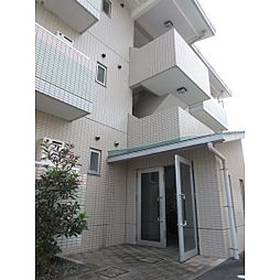 静岡県浜松市西区雄踏町宇布見の賃貸マンションの外観