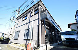 神奈川県相模原市南区若松2丁目の賃貸アパートの外観