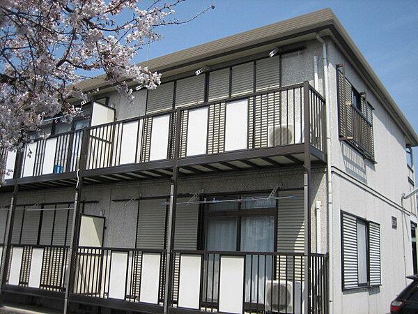 プリマベーラ _ 2階の賃貸【栃木県 / 足利市】