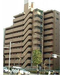 東建東五反田マンション[9階]の外観
