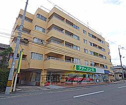 京都府京都市北区紫竹西野山町の賃貸マンションの外観