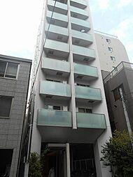 東京都台東区竜泉1丁目の賃貸マンションの外観