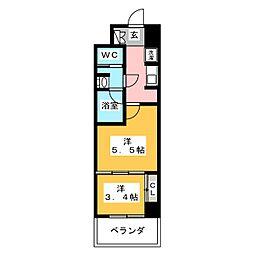 山王駅 6.7万円