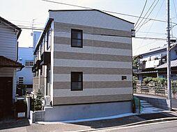 神奈川県横浜市瀬谷区橋戸2丁目の賃貸アパートの外観