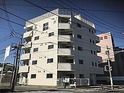 神奈川県平塚市西八幡2丁目の賃貸マンションの外観