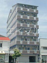 リヴィエラ上町III[4階]の外観
