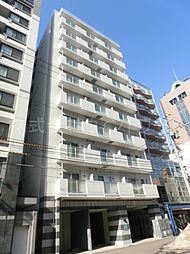 北海道札幌市中央区大通西15丁目の賃貸マンションの外観