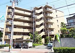 大阪府豊中市刀根山4丁目の賃貸マンションの外観