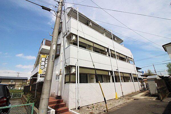 カームマンション和 3階の賃貸【東京都 / 羽村市】