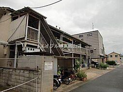 岡山県岡山市中区原尾島3丁目の賃貸マンションの外観