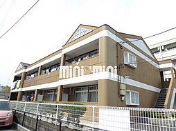レジデンス大沢[2階]の外観