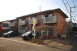 コンフォール松山[201号室]の外観