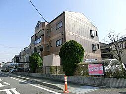 愛知県清須市西枇杷島町城並3丁目の賃貸マンションの外観