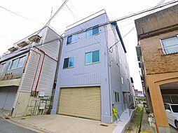 奈良県奈良市京終地方東側町の賃貸アパートの外観