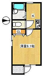 江戸川駅 6.3万円