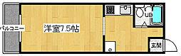 エントピアレジデンス[3階]の間取り