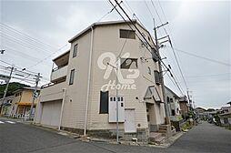 兵庫県神戸市須磨区多井畑東町の賃貸マンションの外観