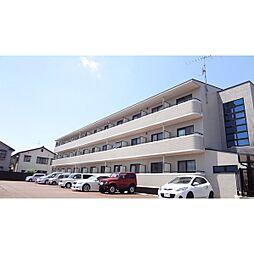 新潟県新潟市中央区山二ツ3丁目の賃貸マンションの外観