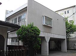 長野県長野市大字鶴賀田町の賃貸アパートの外観