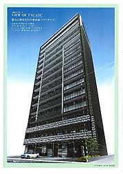 プレサンス名古屋グロウ[4階]の外観
