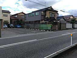生活設備が充実している金沢市泉野3丁目に売土地登場