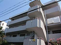 大阪府大阪市住之江区粉浜3丁目の賃貸マンションの外観