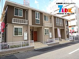 リバーサイド桜2[2階]の外観