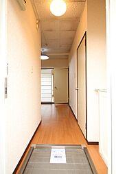 ハタノコーポ片倉[2階]の外観