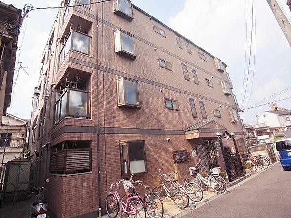 クワイエット赤井 4階の賃貸【大阪府 / 大東市】