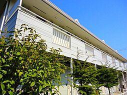 兵庫県神戸市西区枝吉3丁目の賃貸アパートの外観
